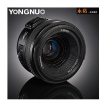 Объектив YongNuo AF 35mm f/2 for Nikon