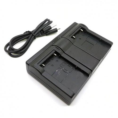 Fotokvant NP-F-CH2 зарядное устройство для двух аккумуляторов серии NP