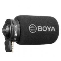 Boya BY-A7H Компактный микрофон для смартфонов