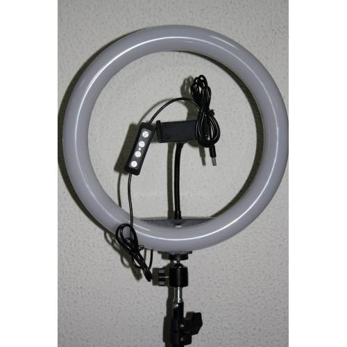 Кольцевой осветитель M26 + cтойка 2м