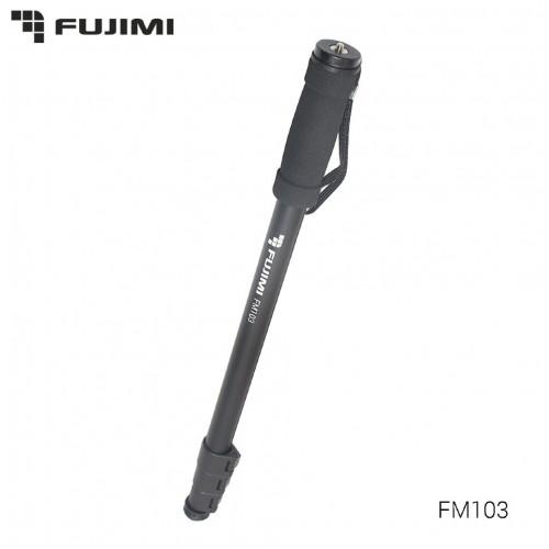 FUJIMI FM103 4-секционный алюминиевый монопод для фото и видео камер