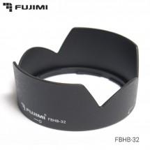 Бленда FUJIMI FBHB-32 для объективов Nikon AF-S DX 18-135mm f/3.5-5.6G IF ED, AF-S 18-105mm f/3.5-5.6G ED VR, AF-S DX 18-70mm f/3.5-4.5G