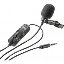 Boya BY-WHM8 Компактный беспроводной репортерский микрофон