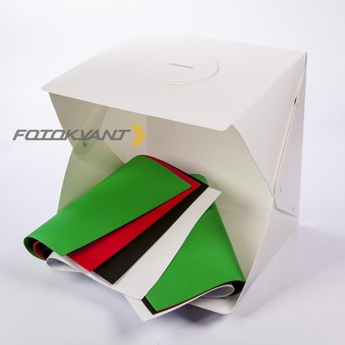 Fotokvant BOX-40LED фотобокс c LED освещением 40x40x40 см