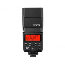 Godox Ving V350C TTL вспышка накамерная аккумуляторная для Canon