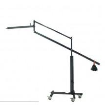 Кран GRIFON Crane-230MW для студийной вспышки с грузом (металлический, на колёсиках), H=165-230см, L=80-200см