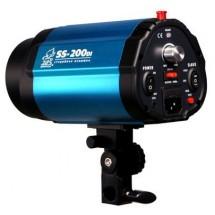 Вспышка GRIFON SS-200DI (200Дж) (синхронизация по 1-му или 2-му импульсу)