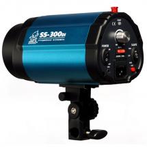 Вспышка GRIFON SS-300DI (300Дж) (синхронизация по 1-му или 2-му импульсу)