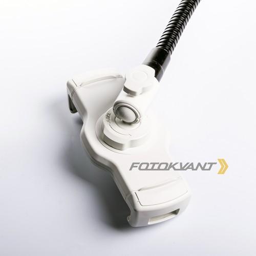 Fotokvant FLX-04 гибкая штанга 50 см с зажимом 35 мм для установки планшета