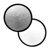 Отражатель GRIFON R-56SW 2 в 1 серебро/белый