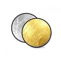 Отражатель FUJIMI FJ701-110GS 2 в 1 золото/серебро