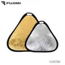 Отражатель ручной Fujimi FJ 707 2 в 1 серебро/золото 80 см