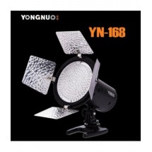 Накамерный свветодиодный осветитель YongNuo YN-168