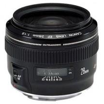 Объектив Canon EF 28 mm f/1.8 USM