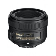 Объектив Nikon AF-S NIKKOR 50mm f/1,8G