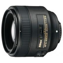 Объектив Nikon AF-S NIKKOR 85 mm f/1.8G