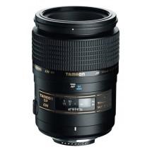Объектив Tamron SP AF 90mm F/2.8 Di 1:1 Macro для Canon СТБ. Официальная гарантия 5 лет. + ПОДАРКИ каждому