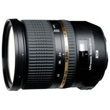 Объектив Tamron SP 24-70mm F/2.8 Di VC USD для Nikon СТБ. Официальная гарантия 5 лет. + ПОДАРКИ каждому