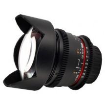 Объектив Samyang 14mm T3.1 ED AS IF UMC VDSLR Canon EF II
