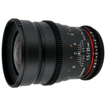 Объектив Samyang 35mm T1.5 ED AS UMC VDSLR Canon EF II