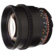 Объектив Samyang 85mm T1.5 AS IF UMC VDSLR Canon EF II