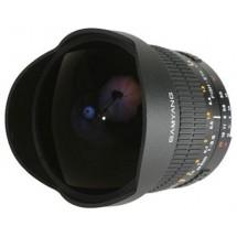 Объектив Samyang 8mm f/3.5 AS IF MC Fish-eye CS II Canon EF-S
