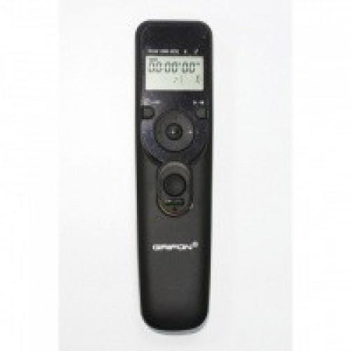 ПУЛЬТ дистанционного управления с таймером для накамерных фотовспышек GRIFON - UTR