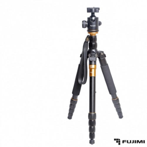 Fujimi FT99A Компактный штатив 3 в 1 (штатив, монопод, ручной стабилизатор) 1560мм