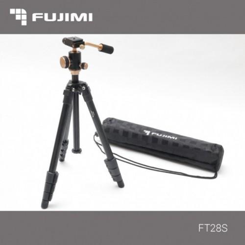 Fujimi FT28S Компактный штатив с шаровой головой (126 см)