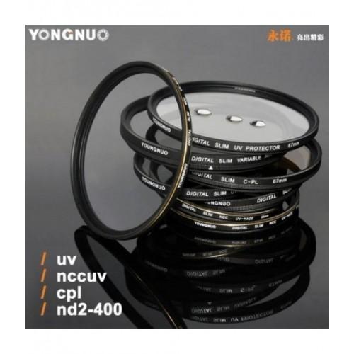 YongNuo UV 62mm