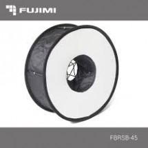 FJSRB-45 Круглый софт бокс для накамерной вспышки, диаметр 45 см. (с чехлом)