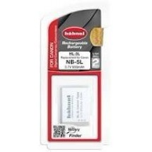 Аккумулятор Hahnel HL-5L for Canon NB-5L 950mAh
