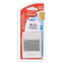 Аккумулятор Hahnel HL-7L for Canon NB-7L 980mAh