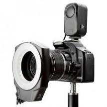LED-осветитель GRIFON LED-48ring для фотокамеры (48 диодов) кольцевой
