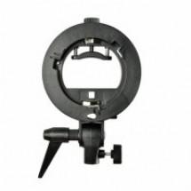 БРЕКЕТ GRIFON SLB-S крепление для установки фотовспышки на стойку с использованием студийных аксессуаров