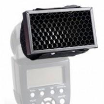 Сотовая решётка GRIFON HC-01 для накамерных фотовспышек