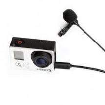 BOYA BY-LM20 Всенаправленный конденсаторный микрофон для GoPro, видео-фотокамер и смарфонов