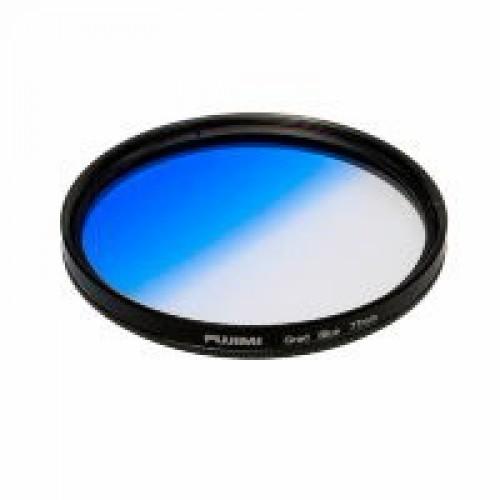 Fujimi GC-BLUE Фильтр градиентный голубой 62 мм