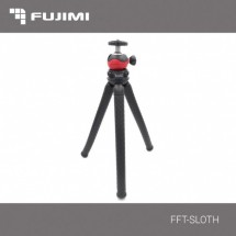 Fujimi FFT-SLOTH Гибкий штатив с держателем для смартфона и переходником для GoPro камер