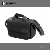 Kani CV-012 Наплечная сумка (Черный)