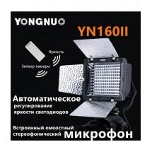 Накамерный свет YongNuo YN-160 II