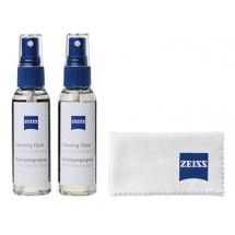 Жидкость и салфетка для очистки оптики Carl Zeiss Lens Cleaning Spray