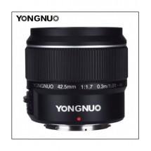 YONGNUO Стандартный фикс объектив YN42.5mm F1.7
